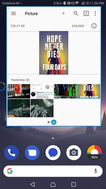 Simplify Your Android Experience With fooView - Float Viewer