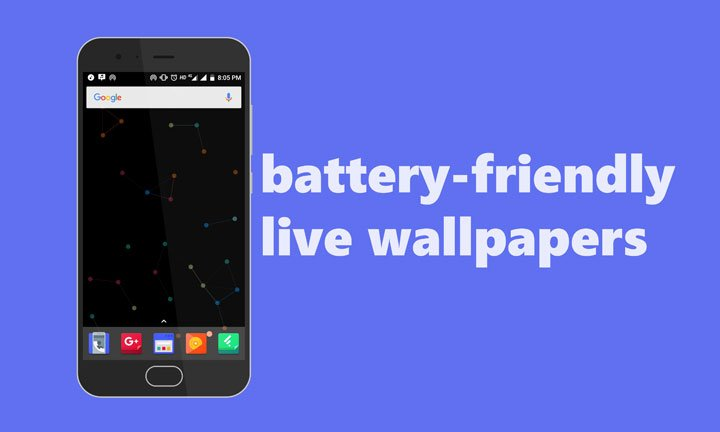 5 Battery Friendly Live Wallpapers For Android Droidviews