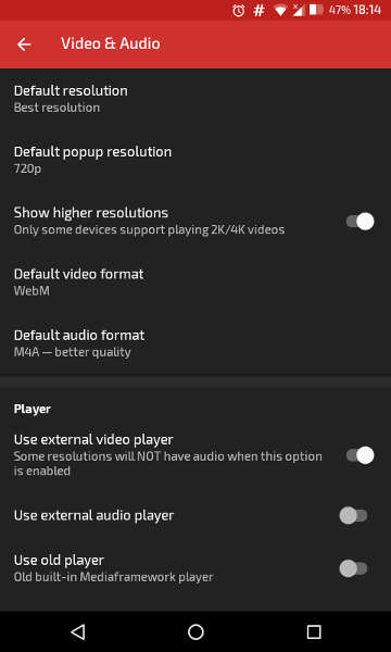 NewPipe - A Lightweight but Powerful YouTube Alternative | DroidViews