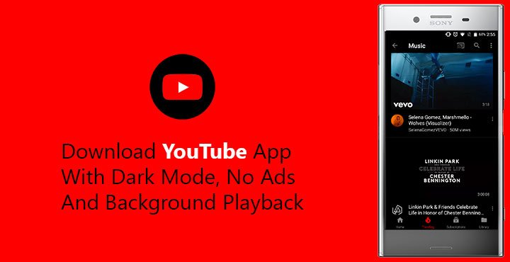 youtube red free android no root