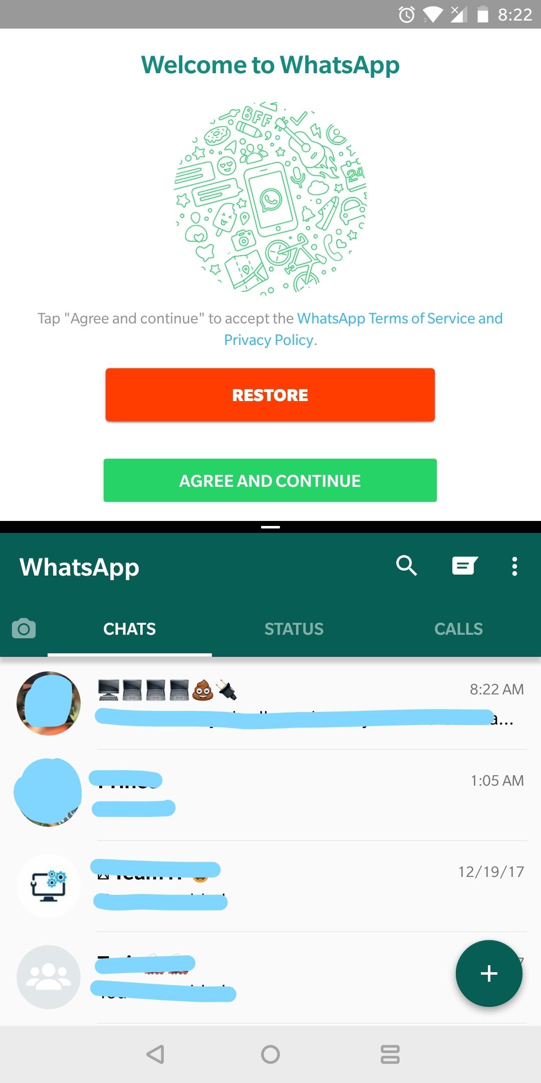 GBWhatsApp (APK): Run 2 WhatsApp Accounts on Android