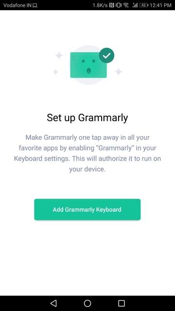 Type With Confidence With The New Grammarly Keyboard App For Android