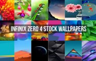 Infinix Zero 4 Stock Wallpapers