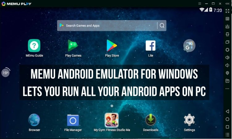 android apps on pc emulator