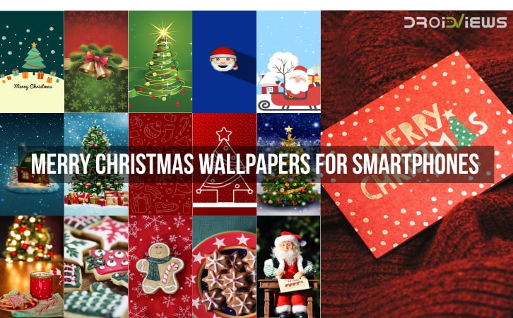 Merry Christmas Wallpapers for Smartphones