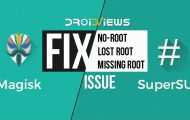 Missing Root Access Issue on Android