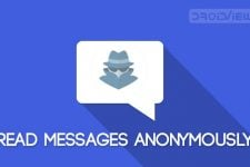 Read Messages Anonymously