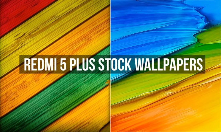 Download Xiaomi Redmi Note 4 Stock Wallpapers: Download Redmi 5 Plus Stock Wallpapers