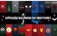 Superheros Wallpapers for Smartphones