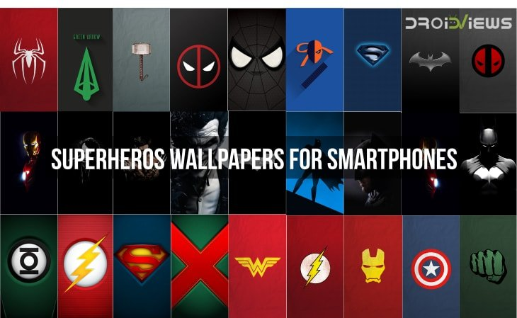 Download 120 Superheros Wallpapers Fhd Qhd 4k Droidviews