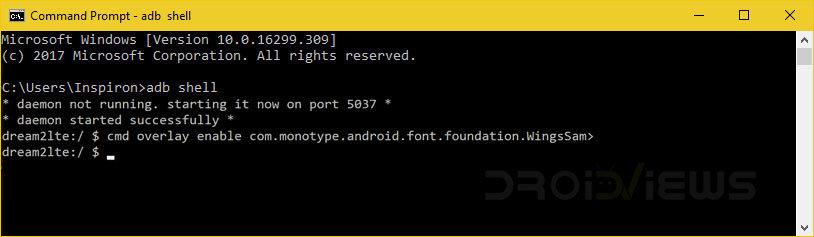 Samsung Fonts APK download