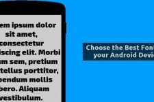 Choose the Best Font for Your Android Device