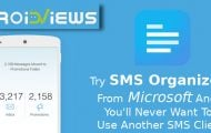 Try SMS Organizer From Microsoft And You'll Never Want To Use Another SMS Client
