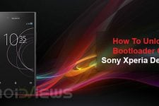 How To Unlock Bootloader On Sony Xperia Devices