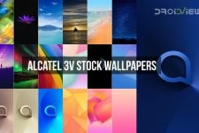 Alcatel 3V Stock Wallpapers