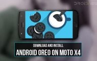 Download and Install Moto X4 Android Oreo Firmware