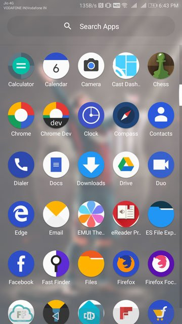 Flick Launcher - Does Nova Launcher Finally Have Competition?
