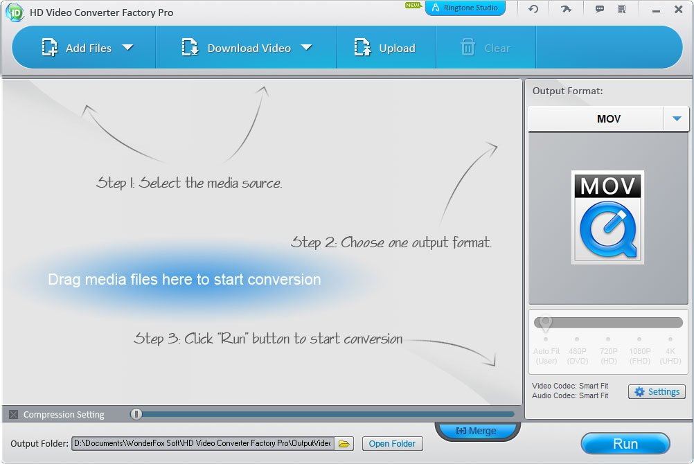 HD Video Converter Factory Pro Review