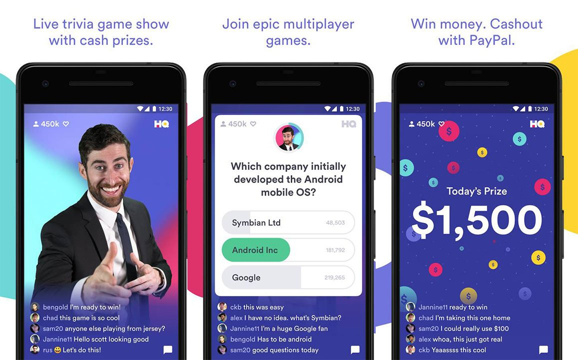 Play HQ Trivia Everyday On Android And Win Actual Money