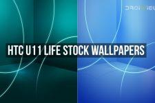 HTC U11 Life Stock Wallpapers