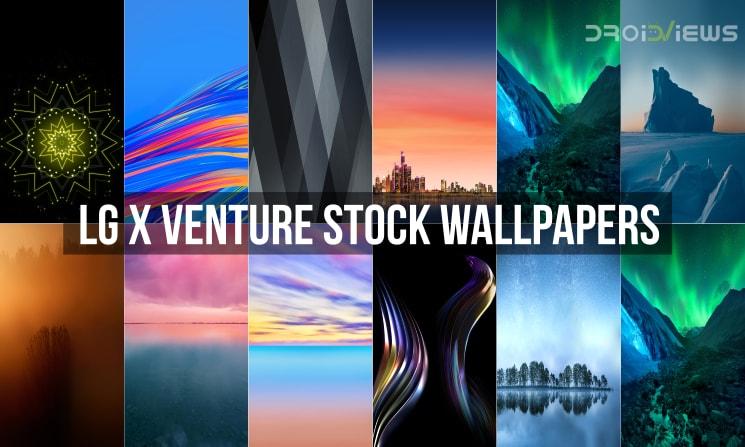 Download LG X Venture Stock Wallpapers | DroidViews