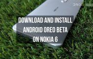Android Oreo Beta on Nokia 6