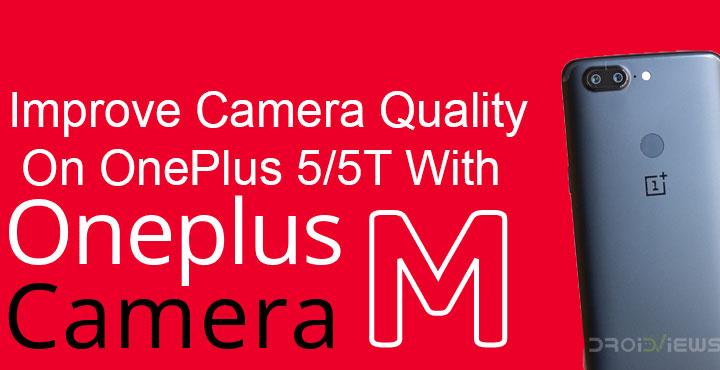 OnePlus Camera M