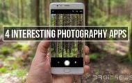 Interesting Photography Apps for Android