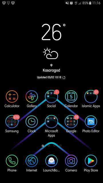 Get An Amoled Friendly Black Theme On Samsung Devices Droidviews
