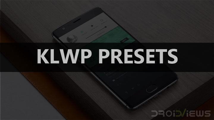 KLWP Presets