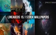 LineageOS 15.1 Stock Wallpapers
