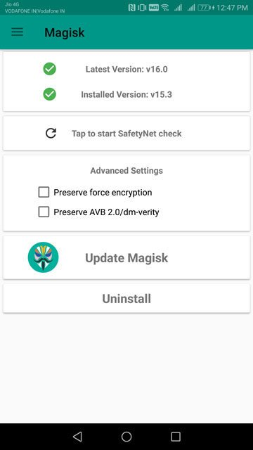 How To Enable Face Unlock In EMUI 8.0 On Honor 8 Pro