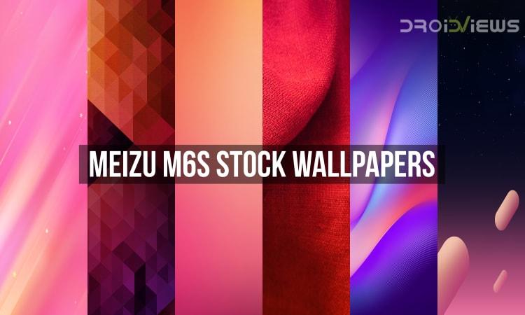 Meizu M6S Stock Wallpapers