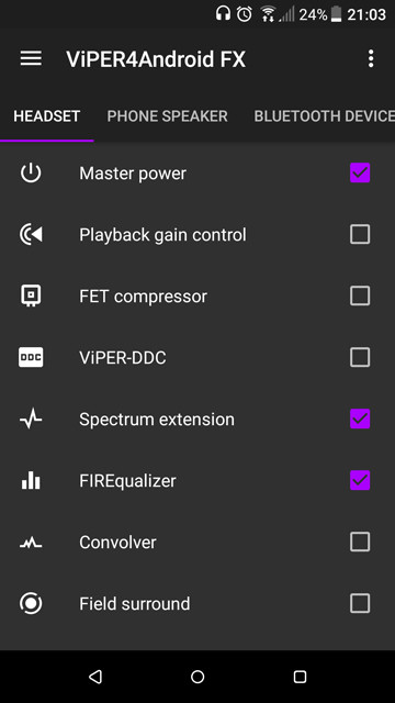 Give Your ViPER4Android App A Material Design Make Over