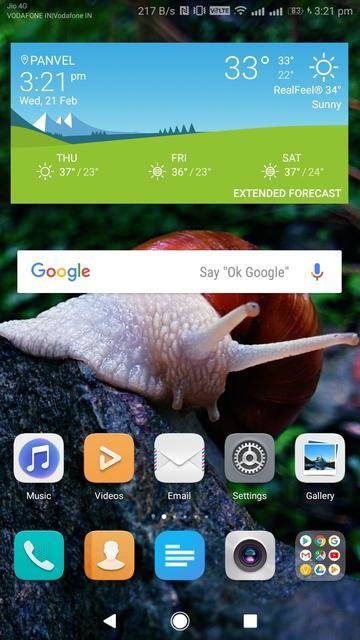 Download Sony Xperia Weather Clock Widget on Any Android | DroidViews