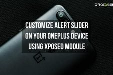 Customize Alert Slider on OnePlus Devices Using Xposed Module