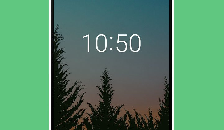 lock screen apps
