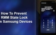 Prevent RMM State Lock on Samsung Devices