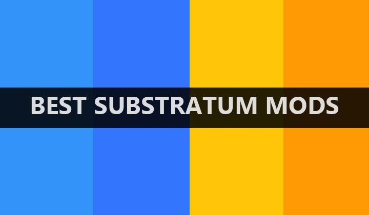 Substratum mods android