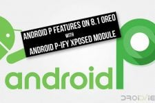 Android P Features Android P-ify Xposed Module