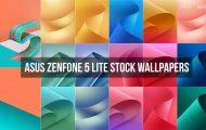 Asus Zenfone 5 Lite Stock Wallpapers