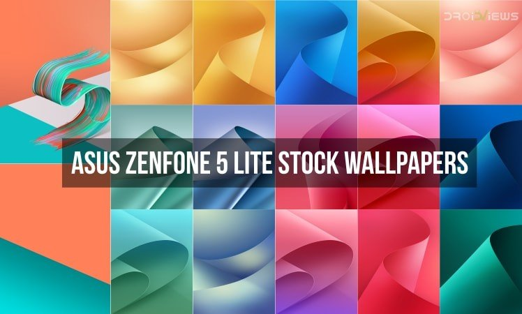 Asus Zenfone 5 Lite Stock Wallpapers