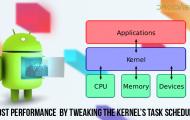 Boost Performance Tweaking the Kernel Task Scheduler