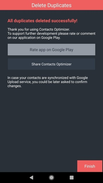 Merge Or Delete Duplicate Contacts on Android and Gmail