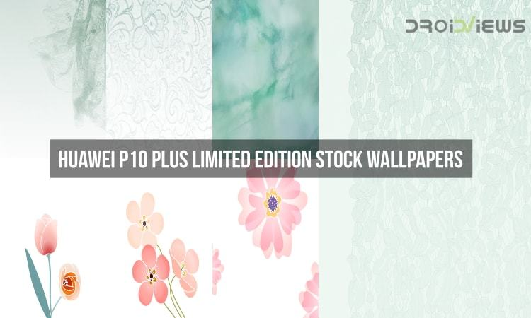 Huawei P10 Plus Limited Edition Stock Wallpapers