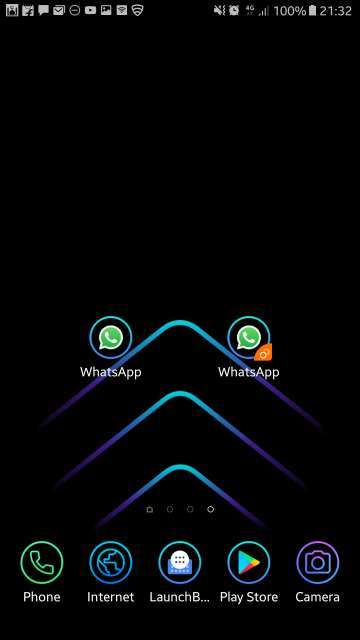 Two Whatsapp Accounts on Samsung