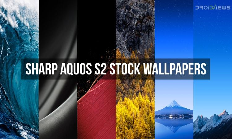Sharp Aquos S2 Stock Wallpapers