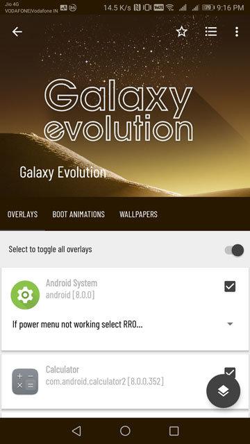 galaxy evolution theme