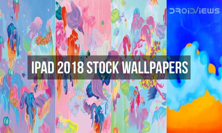 Download IPad 2018 Stock Wallpapers