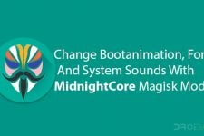 Change Bootanimation, Fonts, And System Sounds With MidnightCore Magisk Module